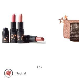 NWT MAC Lucky Stars lipstick kit Neutral